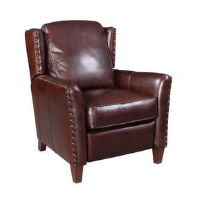 Destin Leather Recliner