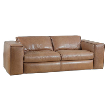 Brighton Leather Sofa