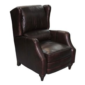 Aurora Leather Recliner