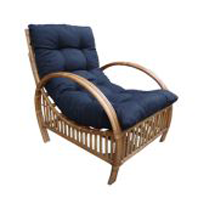 Indiana Cane Chair - Natural