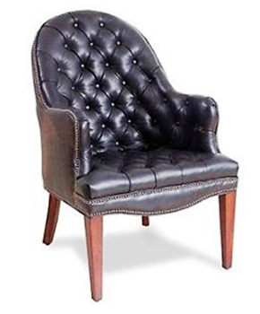 Tustin Leather Chair
