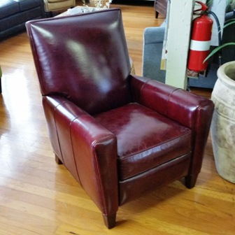 Jake Leather Recliner
