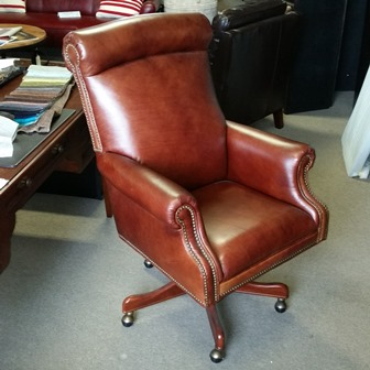 Park Leather Executive Chair