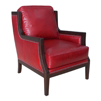 Portia Leather Chair