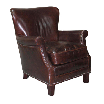 Oliver Leather Chair