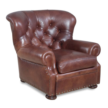 Hemingway Leather Chair