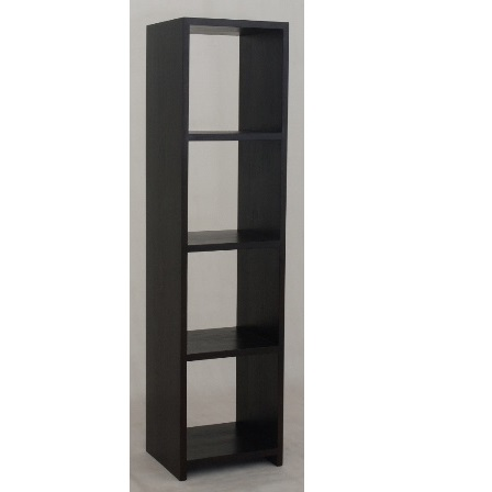 Cubic Narrow 2 sided Bookcase
