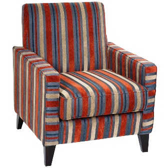 Pasadena Fabric Chair
