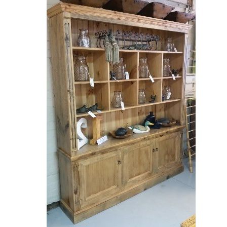 Rustic Buffet/Hutch