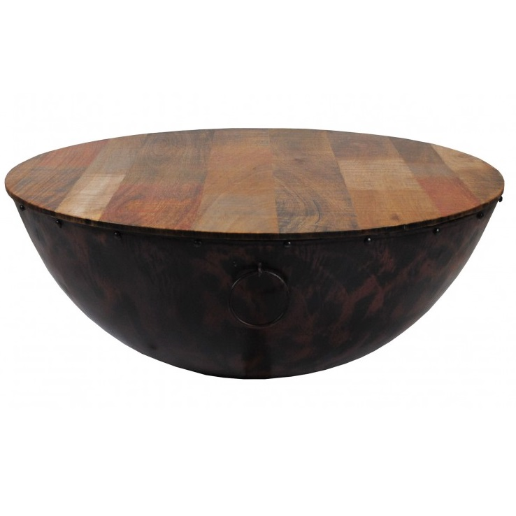 Drum Coffee Table Annandale Interiors