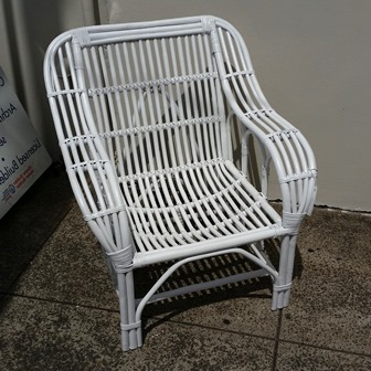 Atrium White Chair