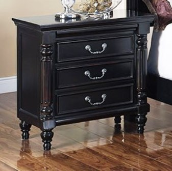 Kingston Bedside table