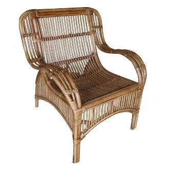 Atrium Chair in Natural