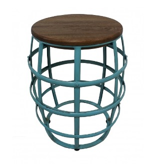 Barrel Frame Stool