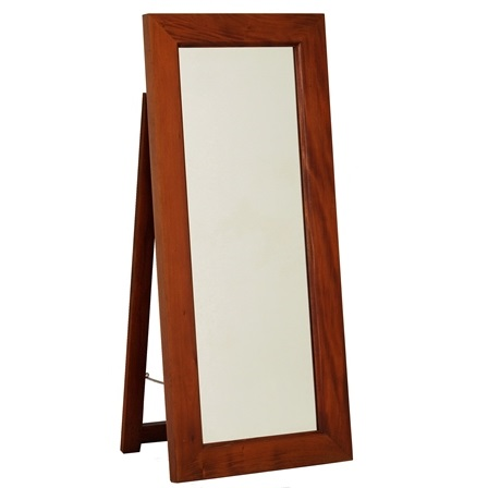 Cityscape Mirror with Stand