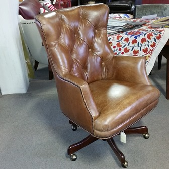 Tamworth Leather Executive Chair