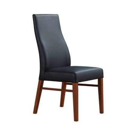 Iris Leather Dining Chair