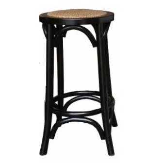 Backless Oak Stool